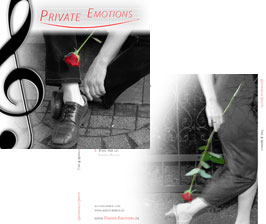 Private-Emotion CD